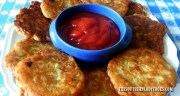 ONION PATTIES – AMISH RECIPE
