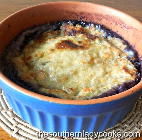 Clafoutis -The Southern Lady Cooks