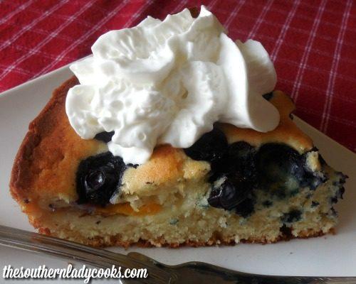 Easy Iron Skillet Cake