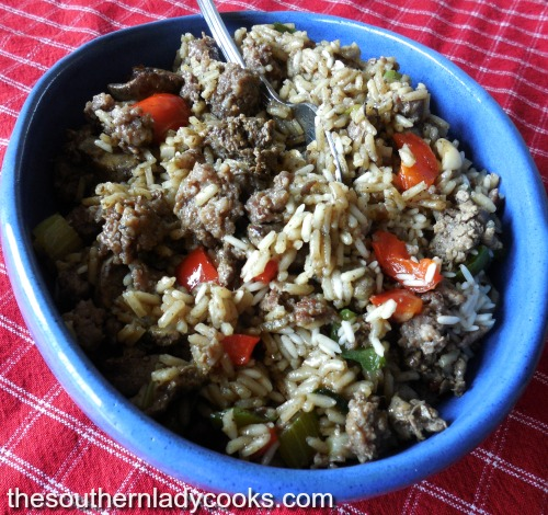 Dirty Rice - New Orleans Style