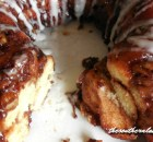BANANA CINNAMON MONKEY BREAD