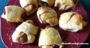 CRESCENT ROLL FRANKS – 4 INGREDIENTS