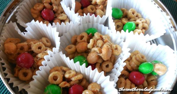 Cheerio Cake Recipe