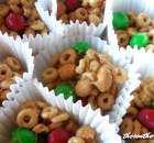 PEANUT BUTTER CHEERIO CRUNCH