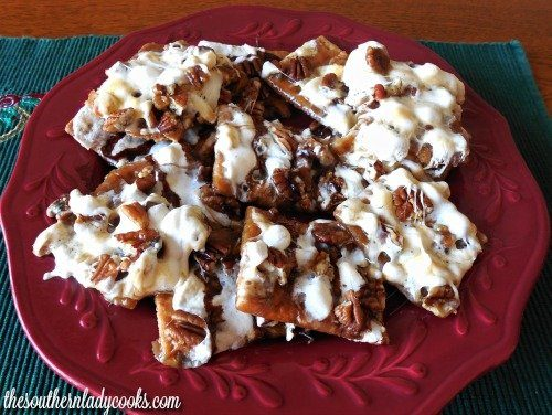 Praline Snacks - The Southern Lady Cooks