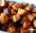 MAPLE BACON SWEET POTATOES