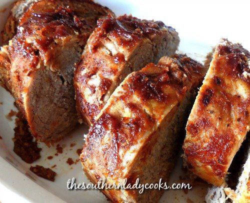 Cajun pork tenderloin