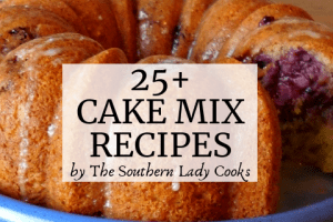 The Southern Lady Cooks - Southern cooking is just plain