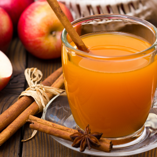 Crock Pot Mulled Apple Cider - The Southern Lady Cooks
