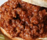 SLOPPY JOES – Crock Pot or Stove Top