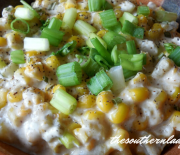 CROCK POT CORN DIP