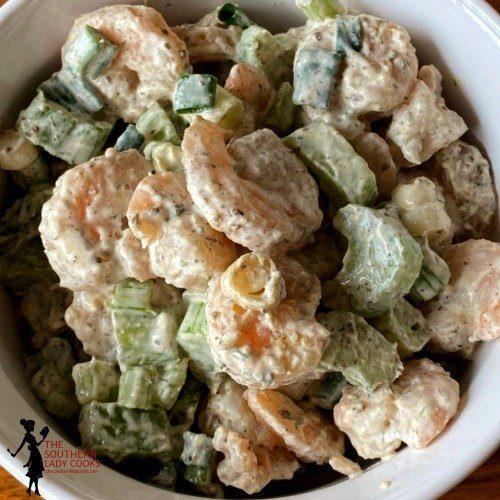 Shrimp Salad - Easy Recipe