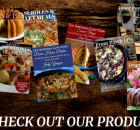 COOKBOOKS AND MAGAZINES