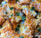 GREEN CHILE ENCHILADA BAKE