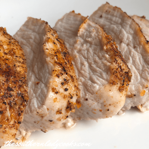 roasted pork tenderloin with cherry sauce the southern lady cooks