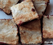 RED VELVET OOEY GOOEY BARS