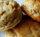THYME BISCUITS – 4 Ingredients