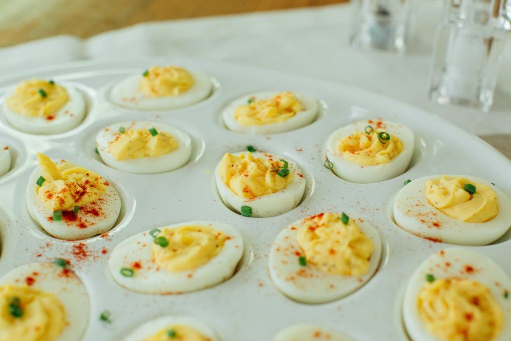 classic deviled egg recipe