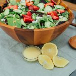 summer crunch salad