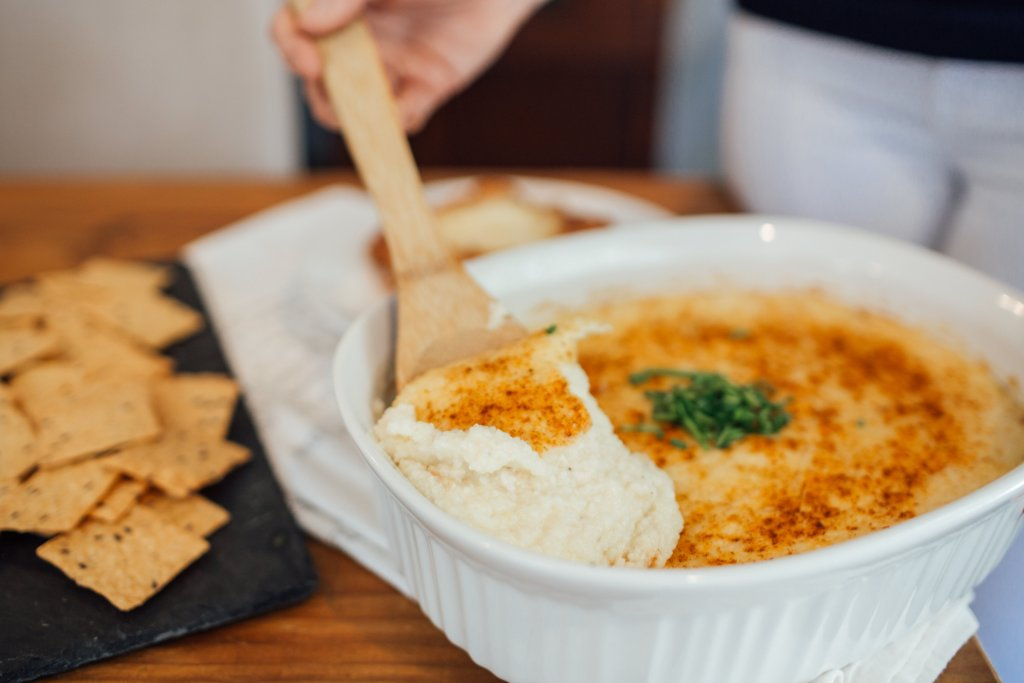 double cheese grits souflee recipe