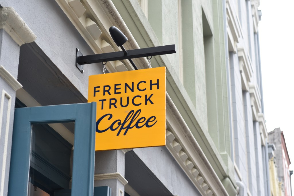 French Truck Coffee New Orleans coffee shops