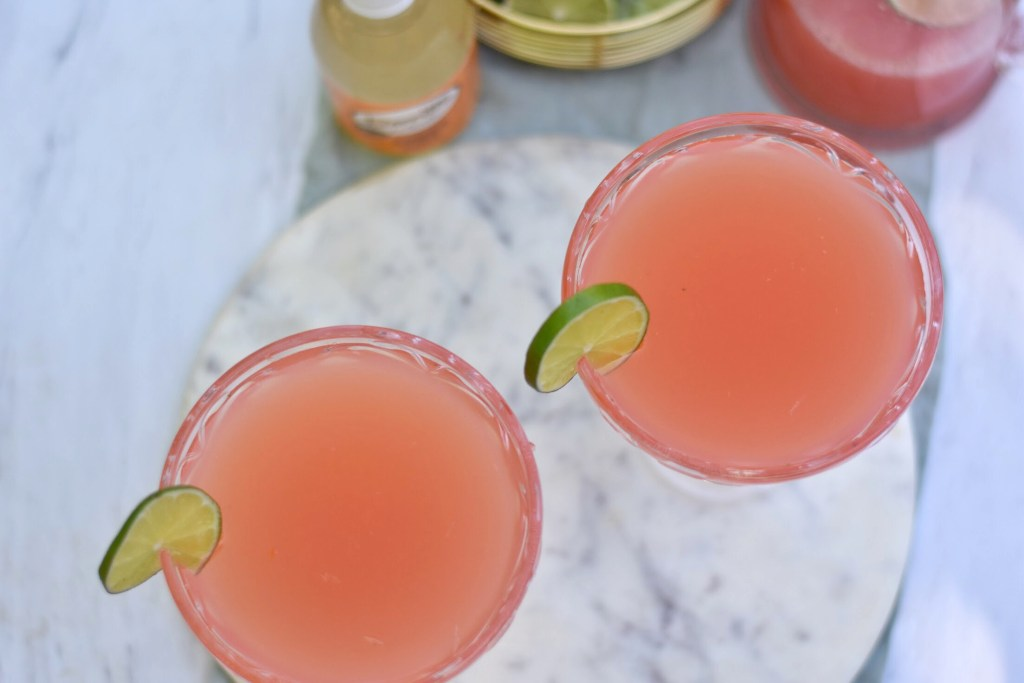 strawberry ginger beer margarita recipe