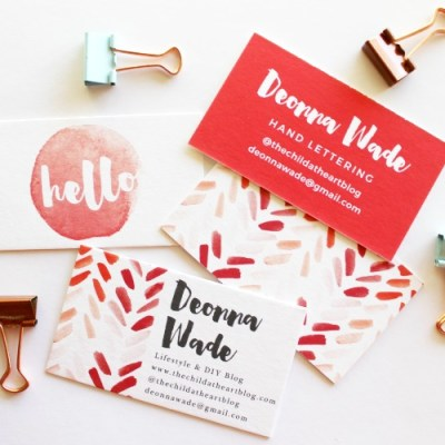 Basic Invites | Professional Business Cards