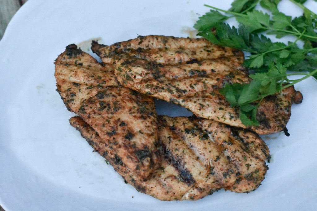 easy grilled chicken marinade recipe