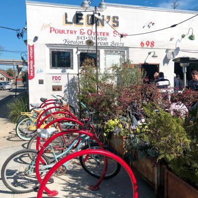 best restaurants charleston leons