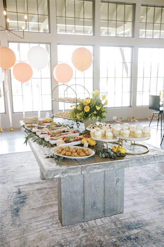 honey and bee themed baby shower