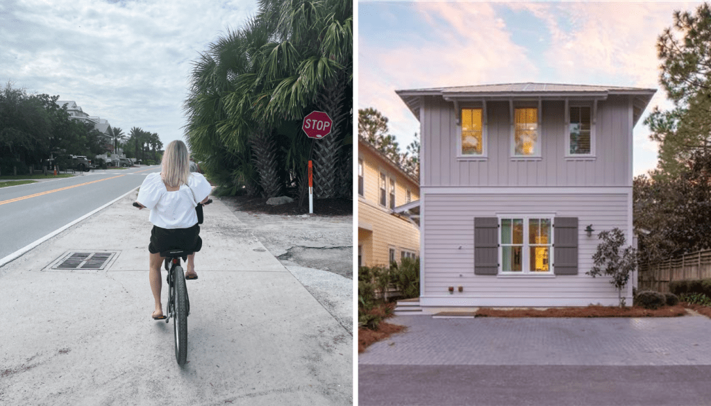 where to stay in seaside fl