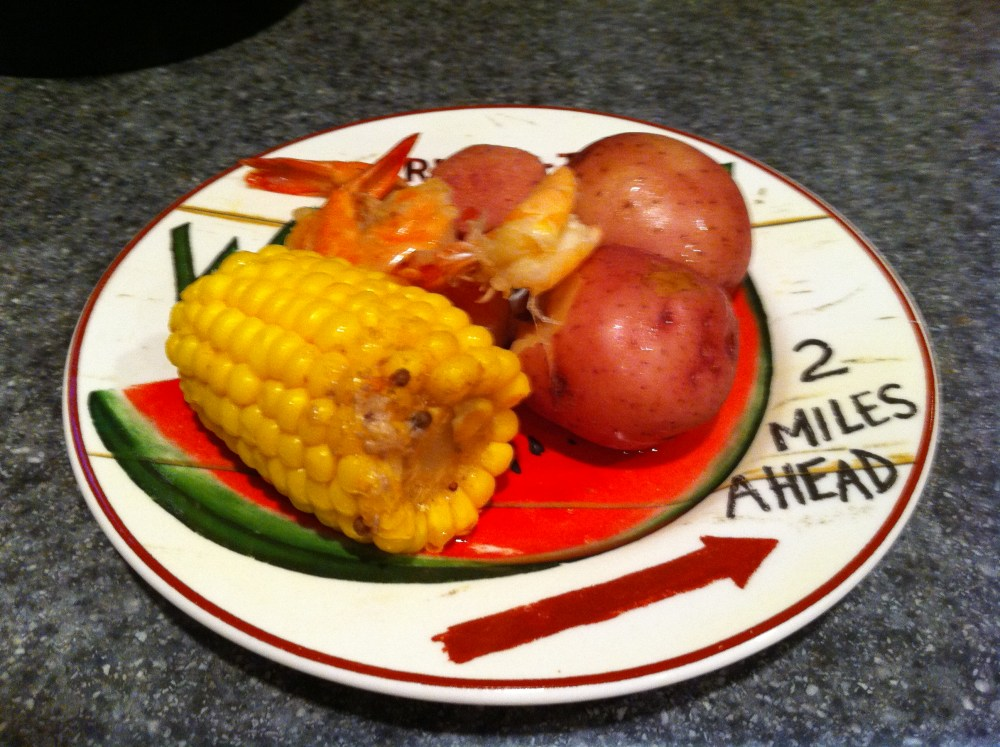 Low Country Boil (1/2)