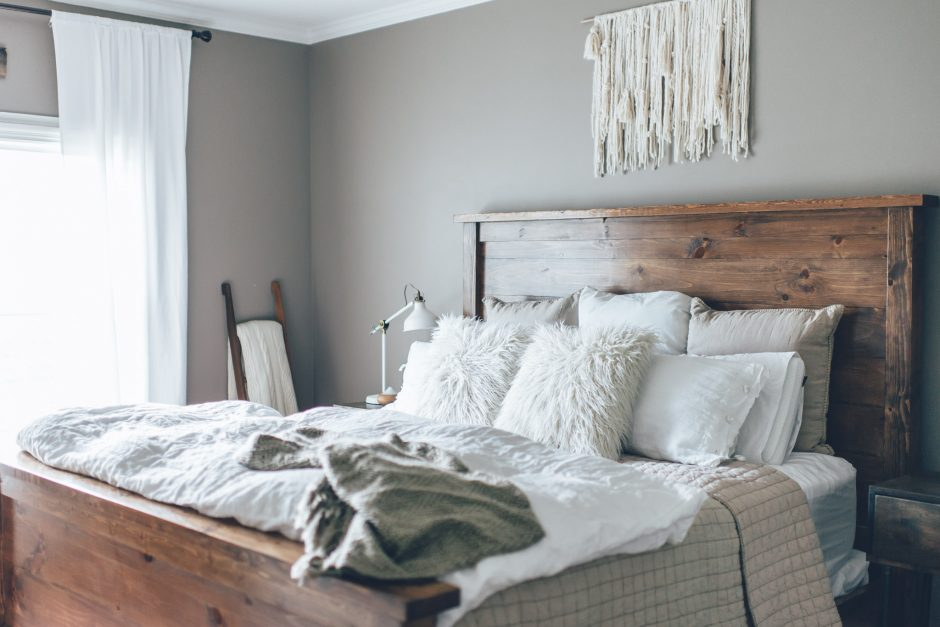 Cute master bedroom paint color