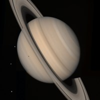 Saturn Puts on a Show