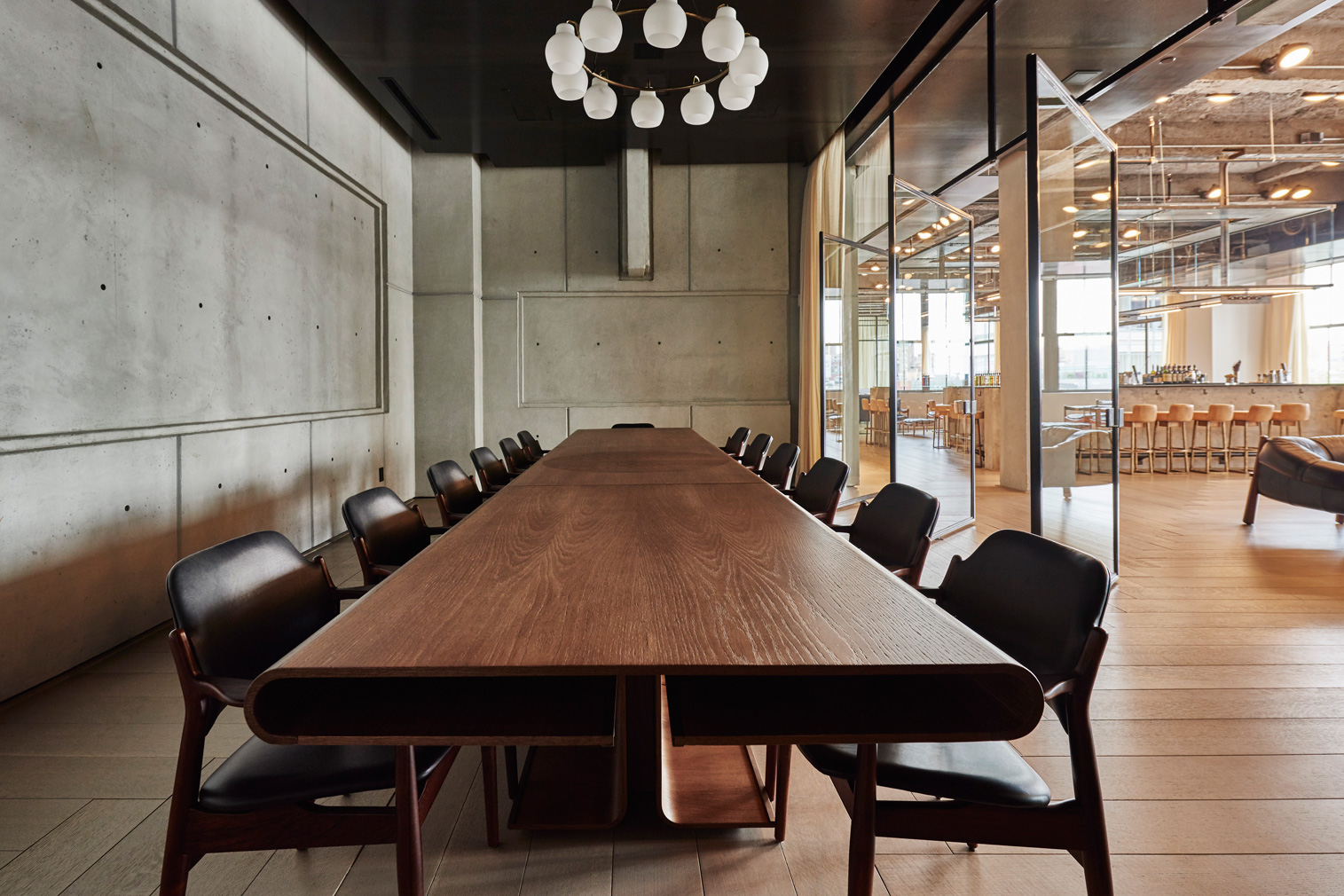 Spring Opens A New Members Club And Workspace In New York