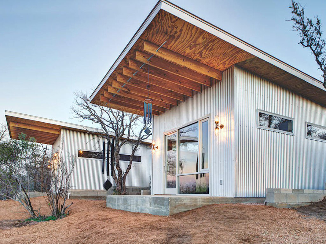 Best Kitchen Gallery: Stay At Tiny Home Mune 'bestie Row' In Texas of Tiny House Builders In Texas on rachelxblog.com
