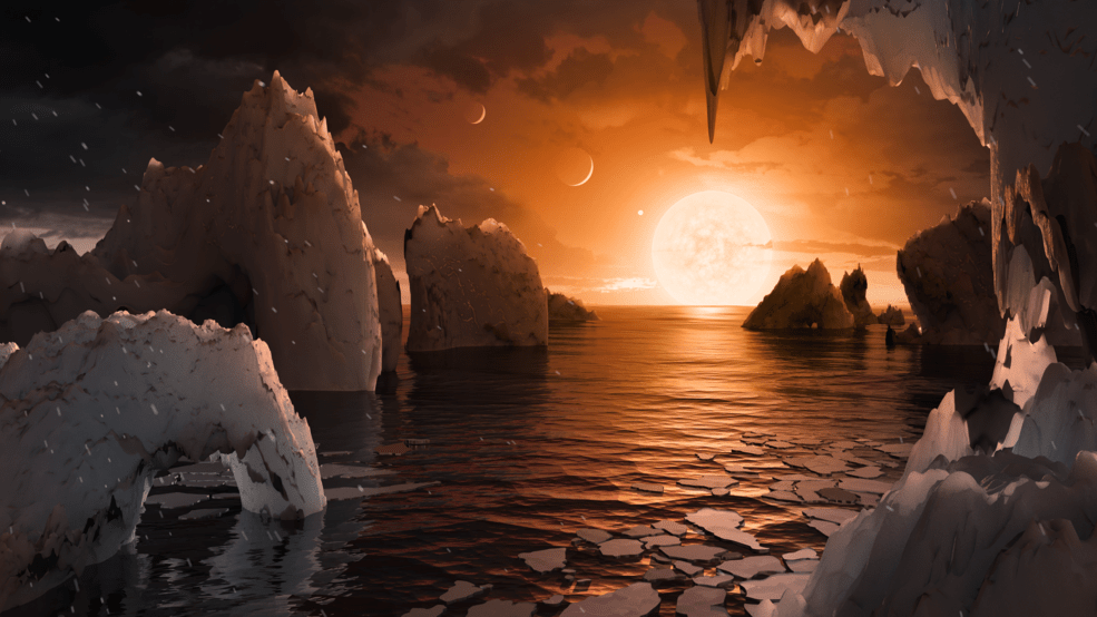 Seven New Exoplanets Found