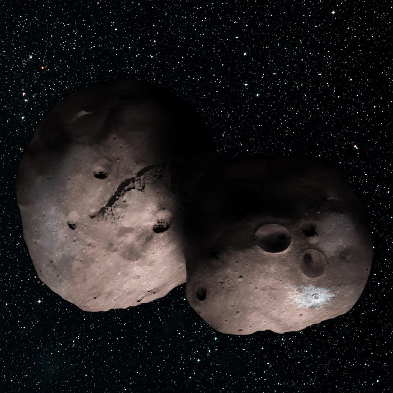 The Shadow of 2014 MU69 Tells a Tantalizing Tale