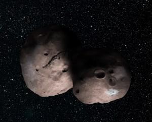 MU69 New Horizons next target