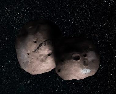 New Horizons next target