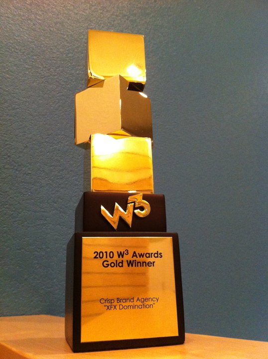 w3 2010 Award