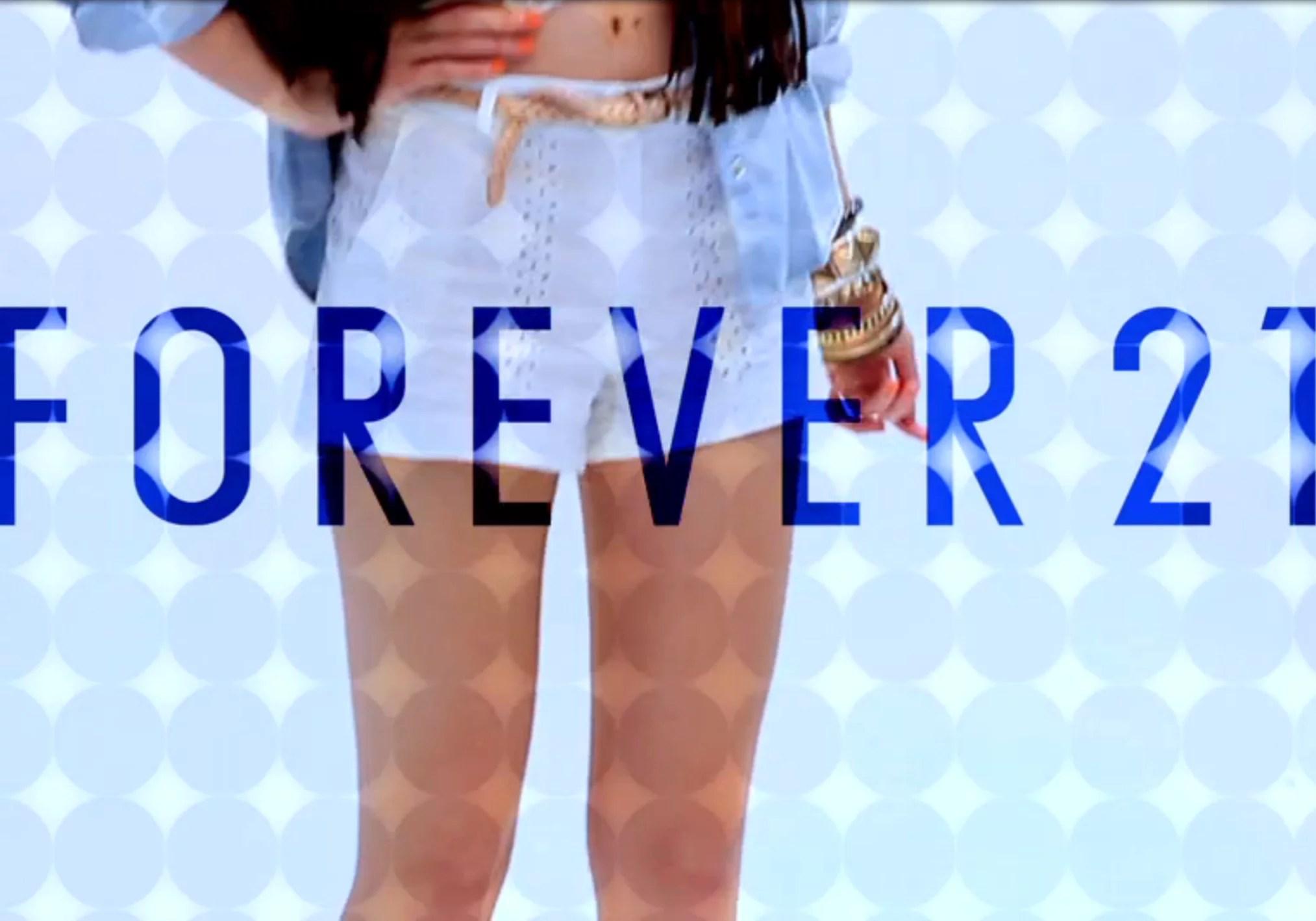 Forever 21 Beverly Center