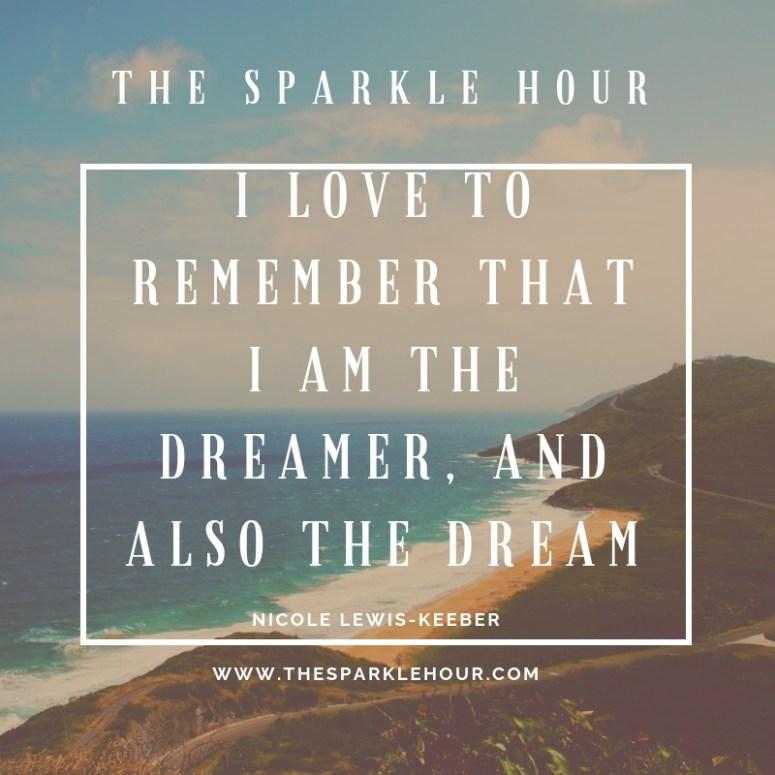 the sparkle hour