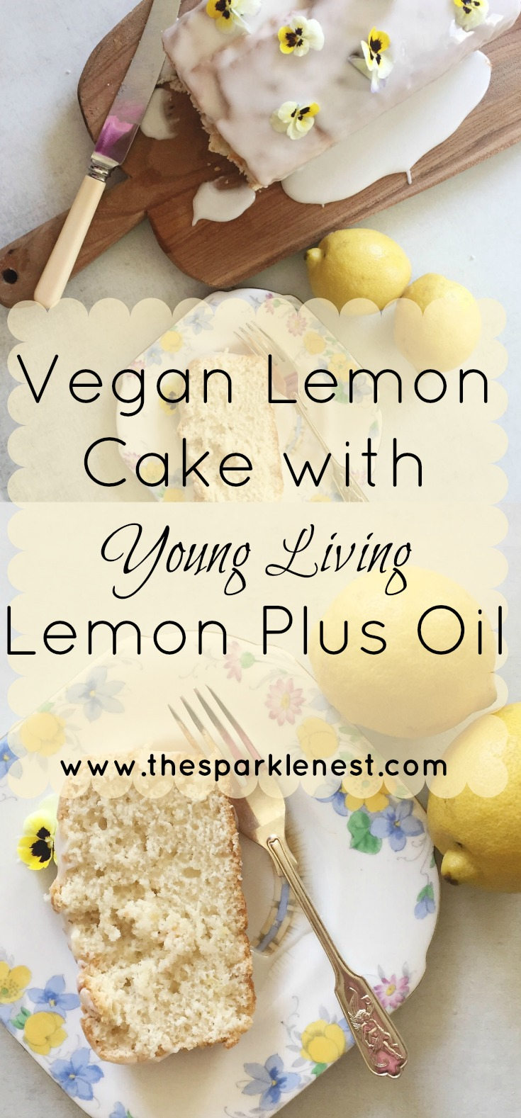 Using Lemon Juice In Vegan Cake Recipes