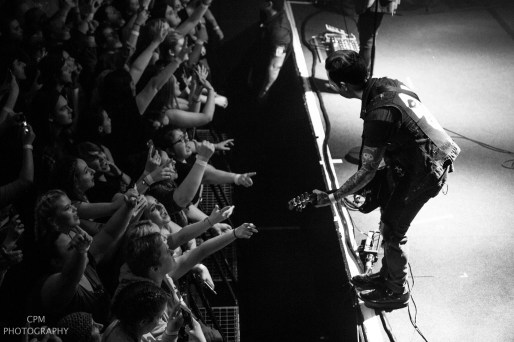 Sleeping With Sirens Auckland