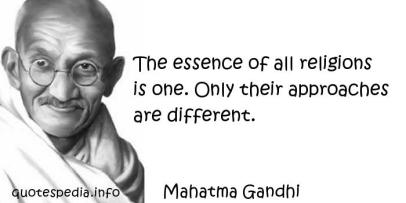 the-essence-of-all-religions-is-one