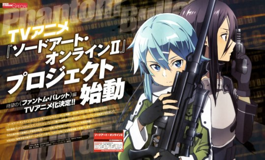 Online Again  a Critique of Sword Art Online  Seasons One and Two     Sword Art Online 2