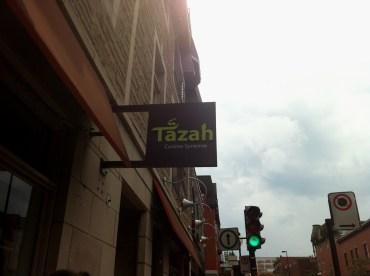 Tazah Syrian Resto
