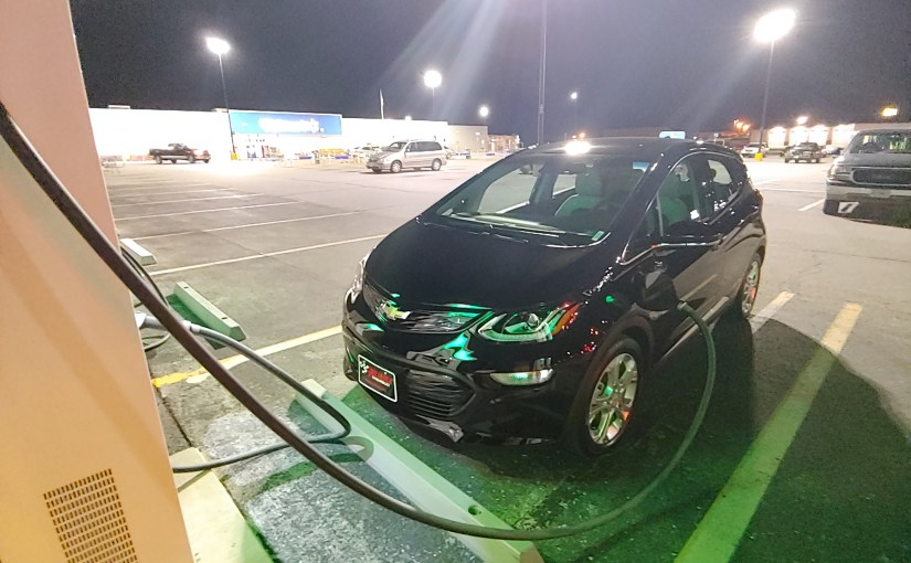 2020 Chevy Bolt EV