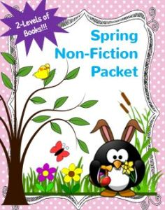 Spring Nonfiction Packet